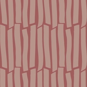 pink cracked stripes | pencilmeinstationery.com