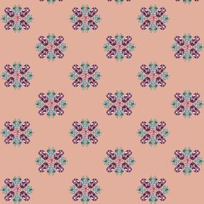 Maison Matthew Gallagher ~ Blush ~ 3 inch