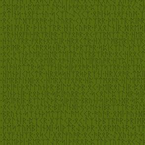 Runes-Green