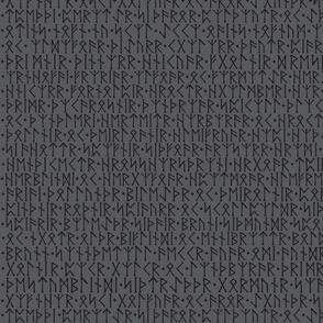 Runes-Grey