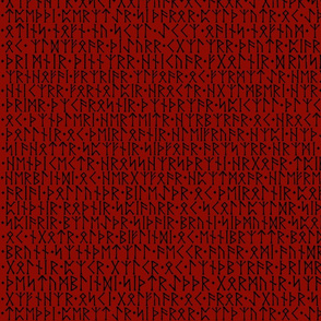 Runes-red