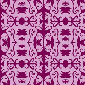Evangeline purples
