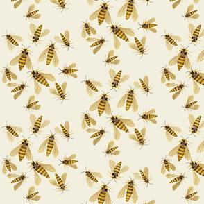hornet moths natural
