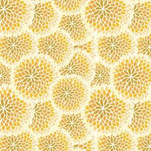 Honey Floral White