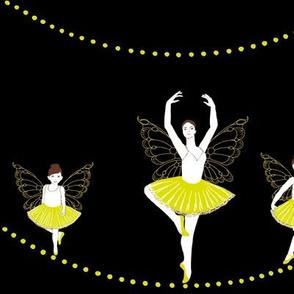 Ballet Fabric And Wallpaper Ballet Dance Ballerina Dance Dancers Fabric Wallpaper Giftwrap By Magenta Rose Designs 4 Designs By Magentarosedesigns