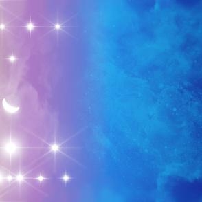 "Serenity Starry Sky 58"""