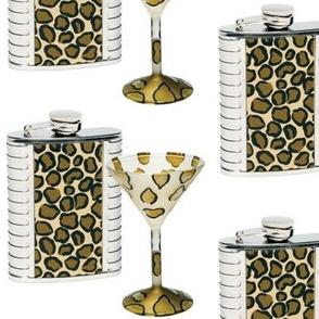 Leopard Martini Party