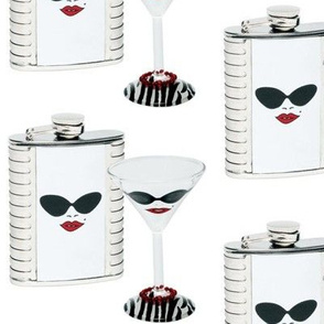 Glam Martini Party-ed