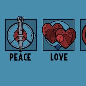 Peace, Love, Who