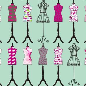 Sew Pretty Pink-a-Blue