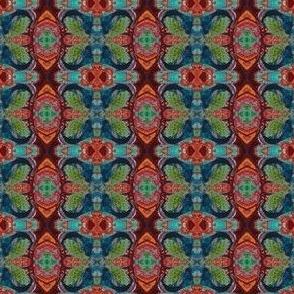 Matisse Velvet Silk Brocade