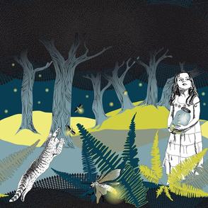 Fireflies Party