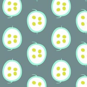 Lunaria Symmetry