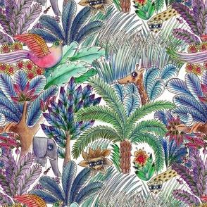 jungle color