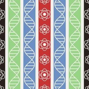 02294938 : pinstripe : deckchair science