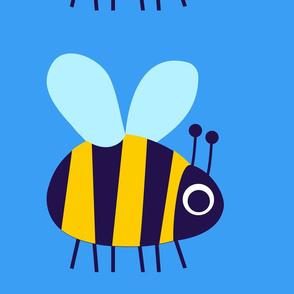 Big Bee Custom Panel