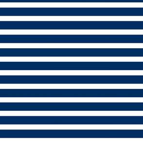 sailer stripes-Navy