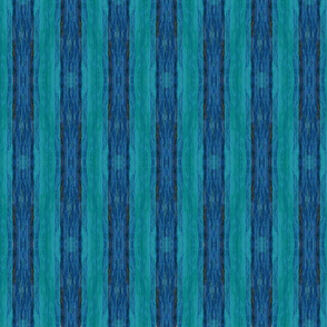 Dots and Dashes Turquoise & Blue