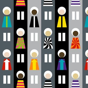 Space Age Stripes