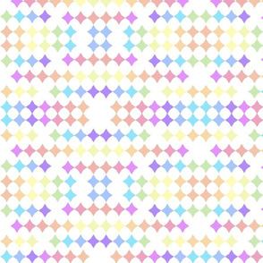 rainbow stars