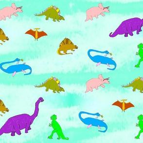 Dino's, dino's, dino's