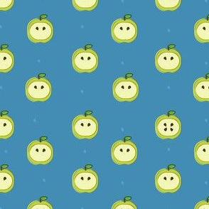Apple Polka dots