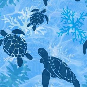 Sea Turtle Dreams