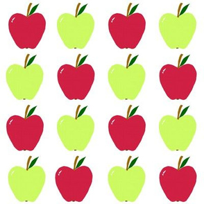 red_and_green_apples