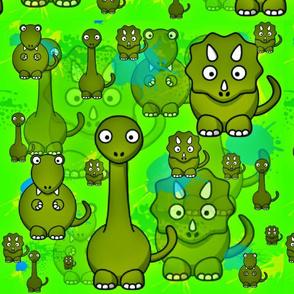 Darling Little Dinos
