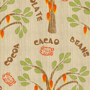 CACAO kakaw browns