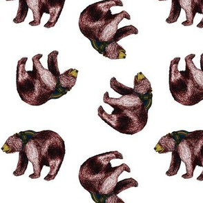 Wood Badge Bears