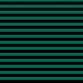 Stripes - Black and Teal Green {re-sizable}