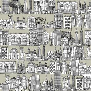 New York linen