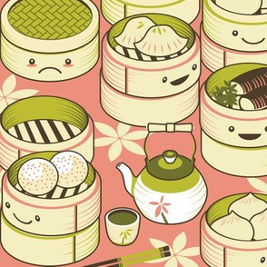 The World of Dim Sum