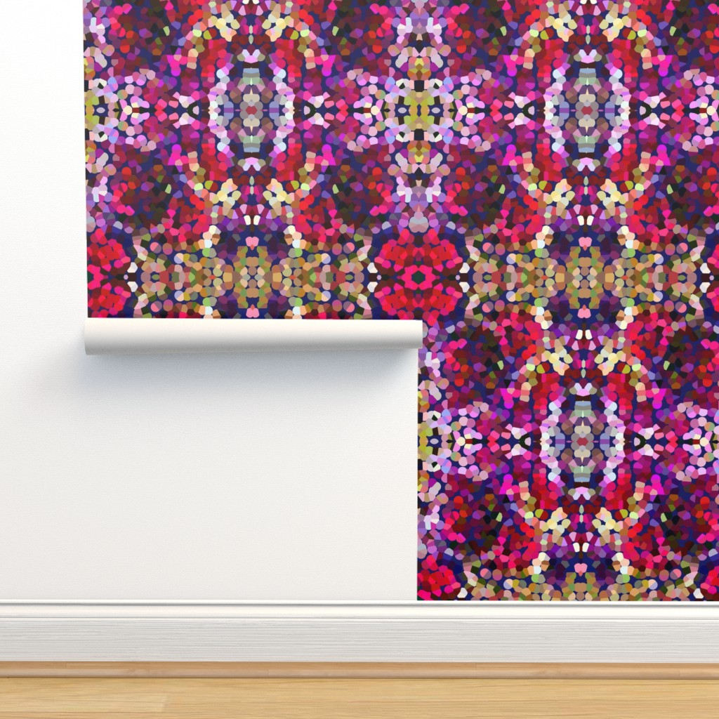 Isobar Durable Wallpaper featuring New Year's Eve Confetti (Large) by theartwerks