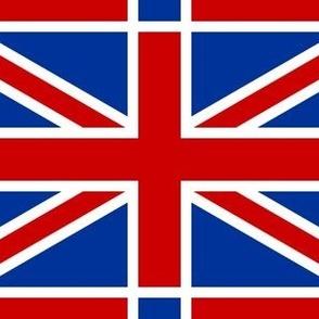 02340200 : UK flag X