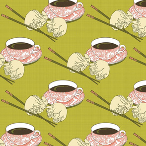 Tea and Dim Sum
