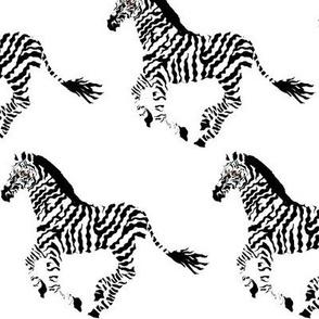 """My Stripes """"Think Medical Zebra"""" Medium"""