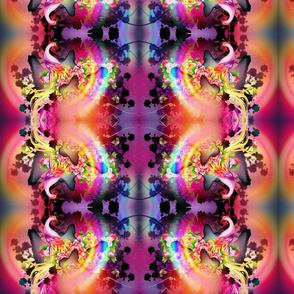 Rainbow Phoenix Rising