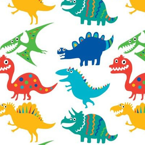Dinosaur Cuties