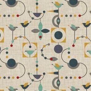 Birdland - Geometric
