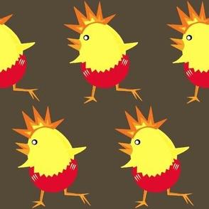 Little Chicken Hawk
