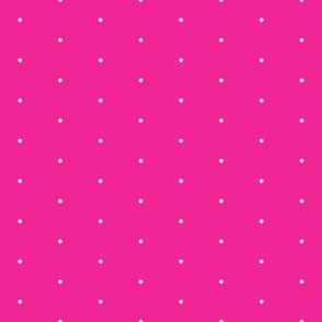104-Cool Pink SwissDot