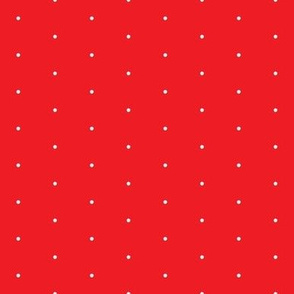 116-Red SwissDot