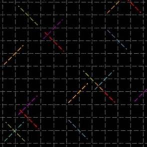 Cartesian coordinates large