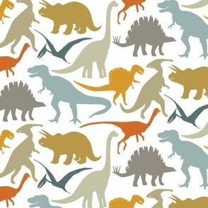 Little Dinosaur Friends