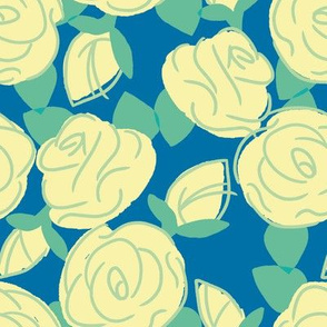 Roses are Blue - Summer