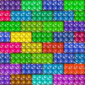 Builder's Bricks - Colorful