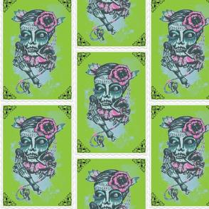 Girly Skull-ed
