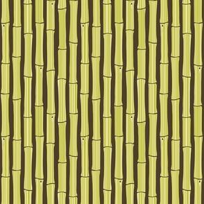 bamboo thicket dark